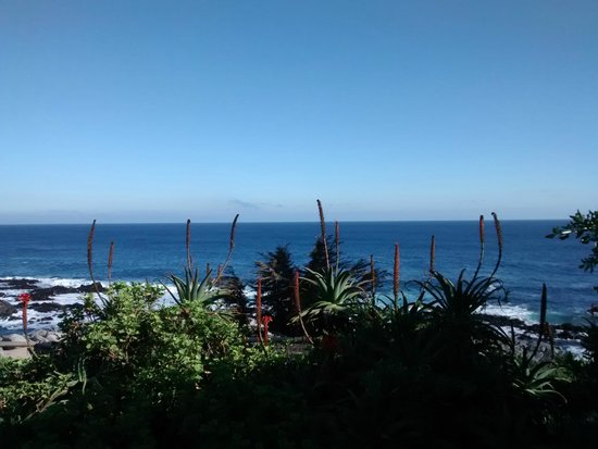 Casa de Pablo Neruda: vista para o Pacífico