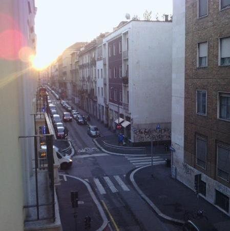 Best Western Plus Hotel Felice Casati: vista de forao hotel
