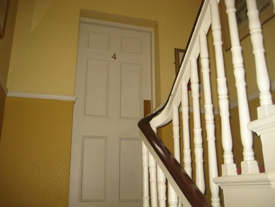 Gate Lodge Guesthouse: Our room # 4.