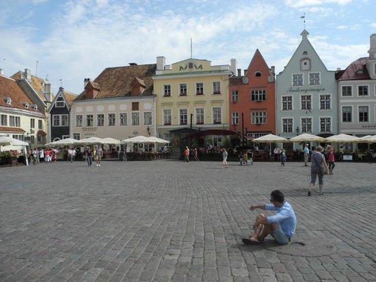Town Hall Square: площадь