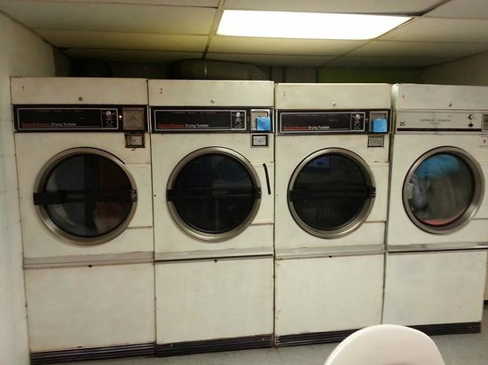 KOA Newberry : 2 out of 4 dryers out of order.