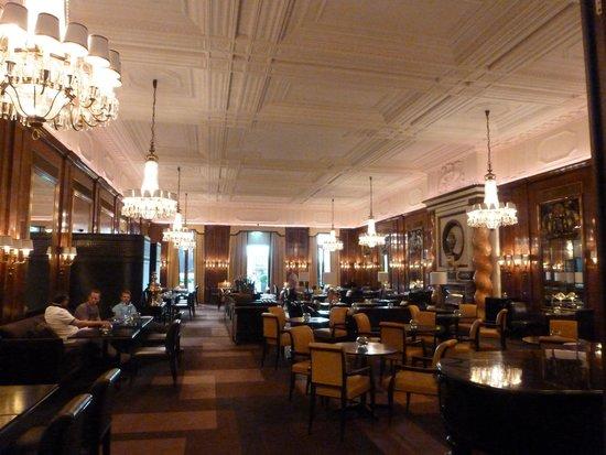 Hotel Bristol Wien: Bristol Restaurant in Hotel