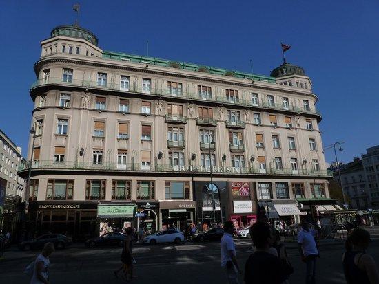 Hotel Bristol Vienna: Hotel Exterior