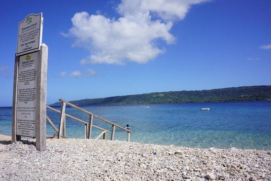 Hideaway Island Resort: Beach