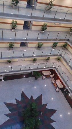 Madrid Marriott Auditorium Hotel & Conference Center: ホテル内
