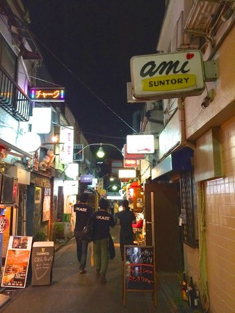 Shinjuku Golden Gai : Golden Gai - where to go?