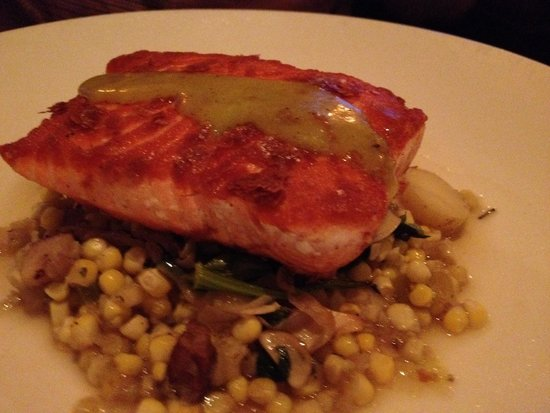 Passionfish : King salmon