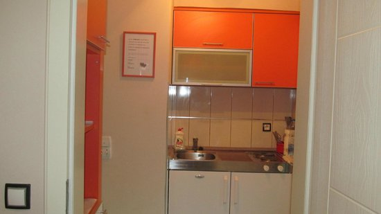 Apartmani Cetkovic: Оранжевые апартаменты