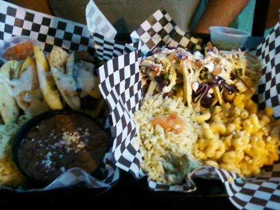 Breckenridge Tap House : Tacos