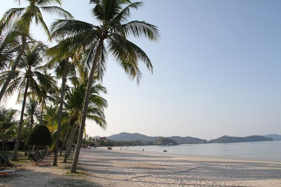Meritus Pelangi Beach Resort & Spa, Langkawi: Looking south