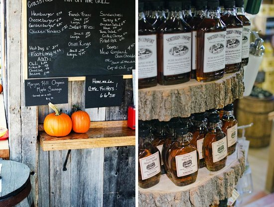 Vermont Country Store: produce