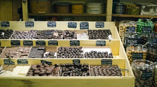 Vermont Country Store: chocolate