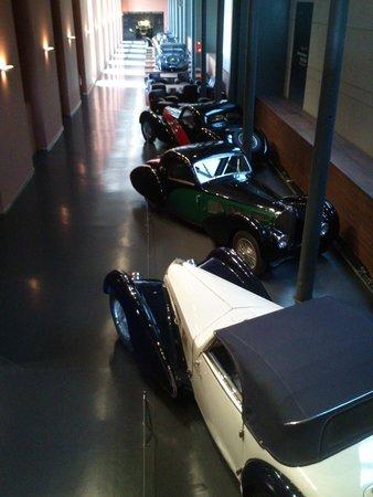 Cité de l'Automobile - Collection Schlumpf: entrada