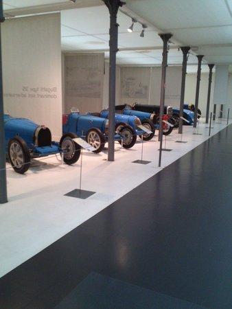 Cité de l'Automobile - Collection Schlumpf: colección Bugatti
