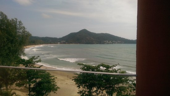 Novotel Phuket Kamala Beach : View from room 127 - Ocean Suite