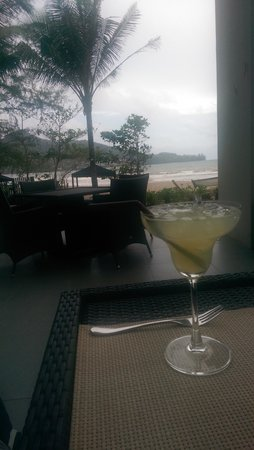 Novotel Phuket Kamala Beach : Cocktail at the end of the day