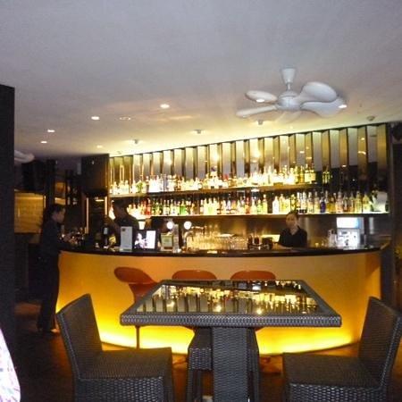 Wangz Hotel: rooftop bar