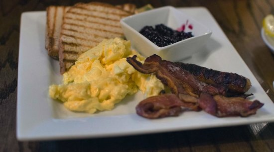 The Daily Grind: scrambled eggs