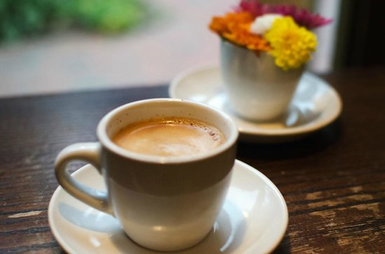 The Daily Grind: coffee