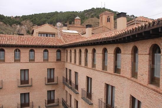 Cienbalcones Hotel: Vista del hotel