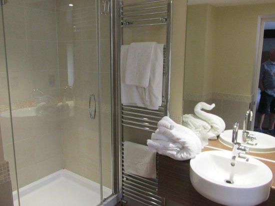The Allerdale Court Hotel: Bathroom