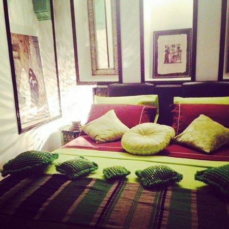 Riad Tamarrakecht: Nice interior