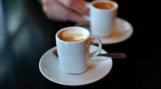 Mon Vert Cafe : coffees