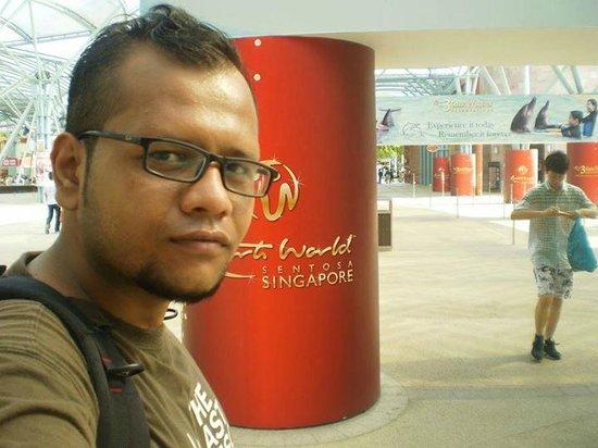 Resorts World Sentosa: At the Resorts World
