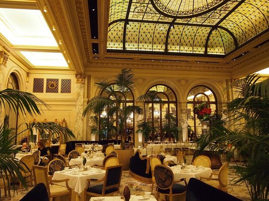 The Palm Court At Plaza Hotel