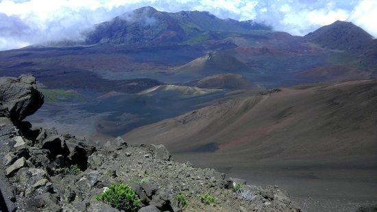 Hale Hui Kai Condominium: Haleakala Crater