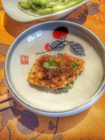 Shiki : Croustillant de thon