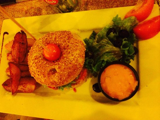 A Chabraca : Super burger!!!!