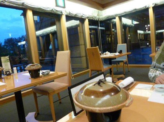 Towada Hotel : ダイニング