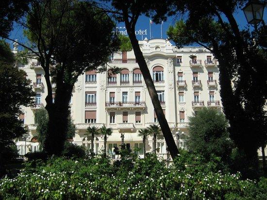 Grand Hotel Rimini: Шикарно!