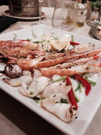 Ristorante Martini : Mixed grill fish