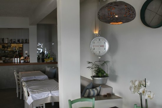 Aegeon : restaurant