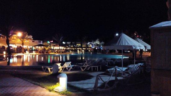 Club Diana Rimel Djerba : Cette nuit
