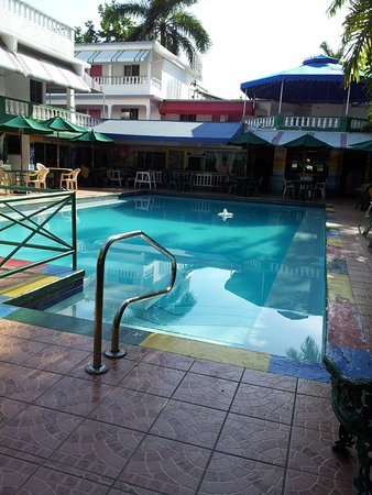 Hotel Gloriana & Spa : Pool area
