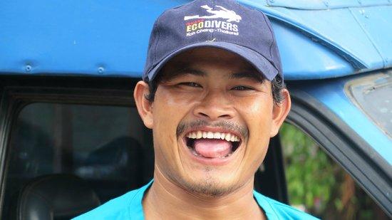 Eco-Divers: Chan boatman efficace