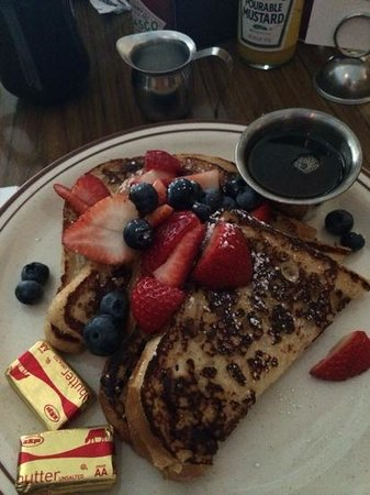 BEST WESTERN PLUS Hollywood Hills Hotel : french toast