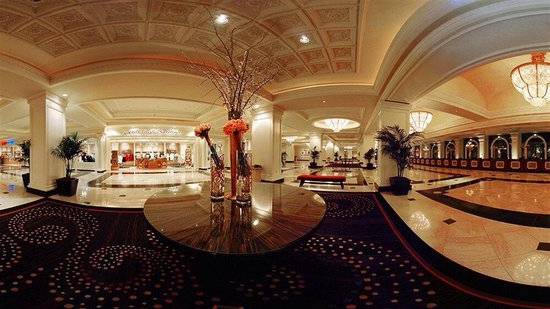 Monte Carlo Resort & Casino : Lobby