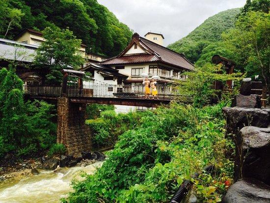 Takaragawa Onsen : Hotel 5*