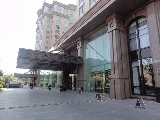 Beijing Marriott Hotel City Wall: 外観
