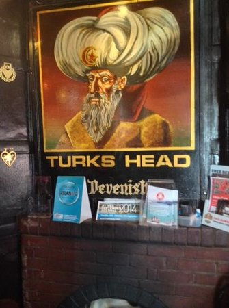 The Turks Head: turkish delight