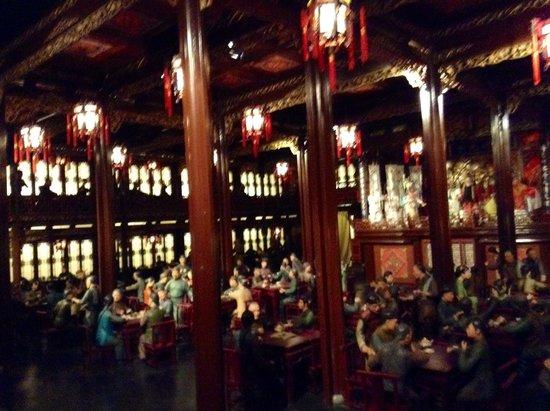 Museo de Historia de Shanghai: Interesting