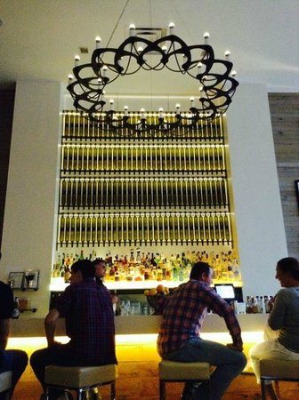 Hotel Zetta San Francisco: Great place to grab a drink after work