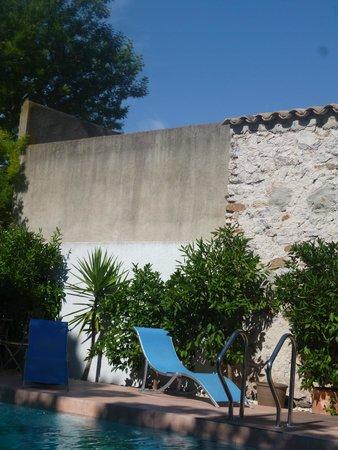 Petit Hotel Marseillan: Pool