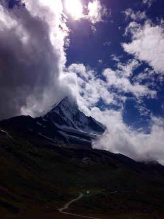 Le Cervin (Matterhorn) : What a view!