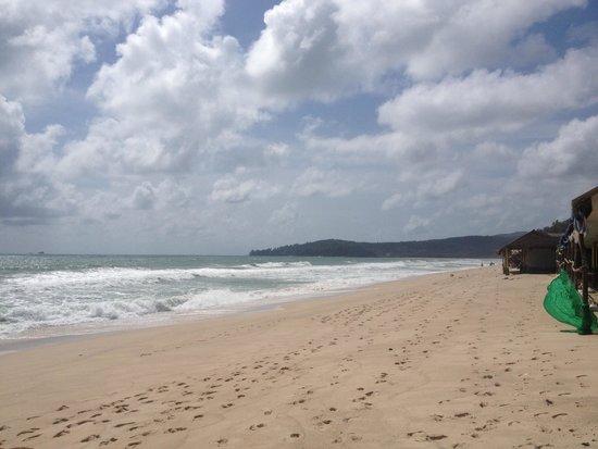 Angsana Laguna Phuket: Beach attached to hotel