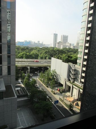 Hotel Villa Fontaine Tokyo-Shiodome : View from room